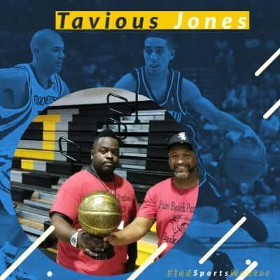 Tavious Jones basketball lessons in Boca Raton, FL